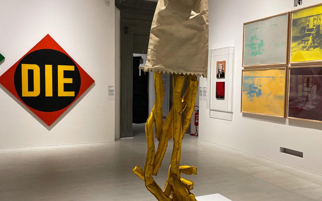 Le tre sale che più ho apprezzato di American Art 1961-2001 | Fondazione Palazzo Strozzi